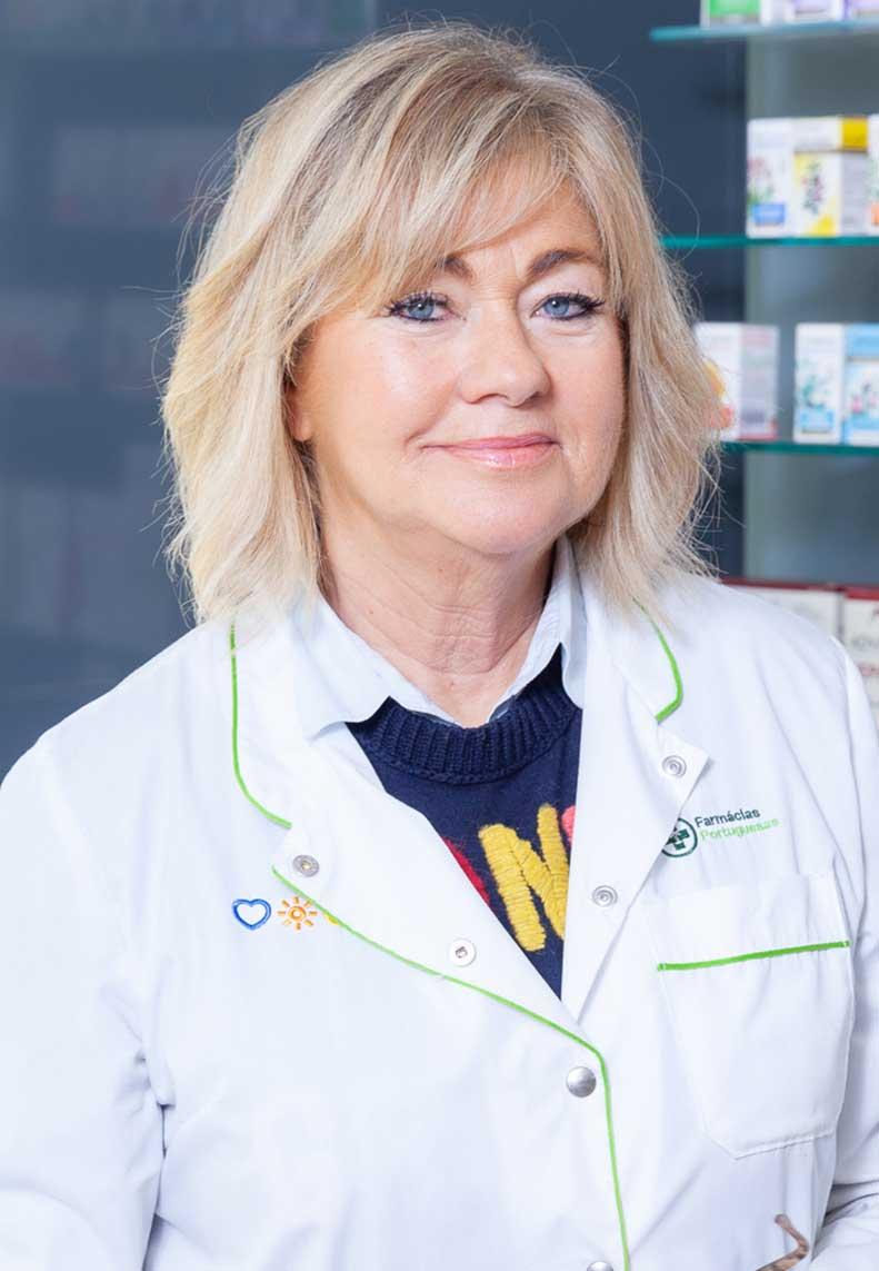 Leonor Godinho - Equipa Farmácia Borba