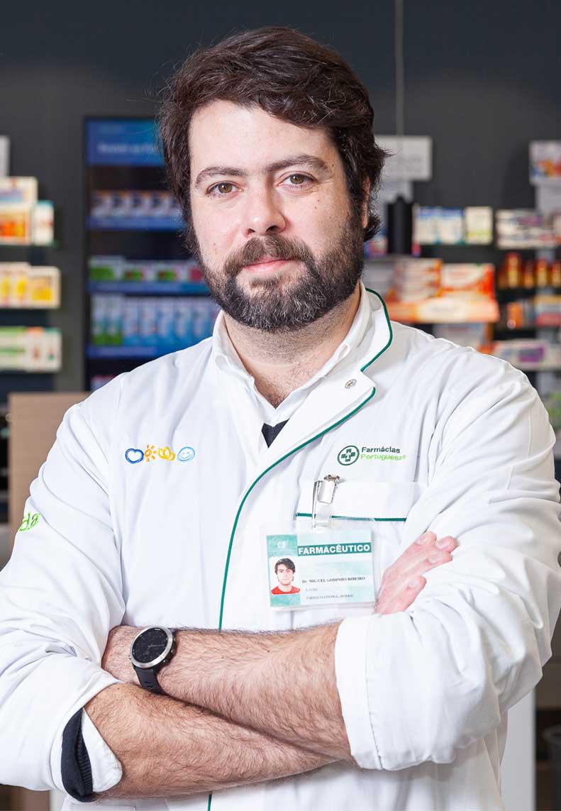 Miguel Ribeiro - Equipa Farmácia Borba
